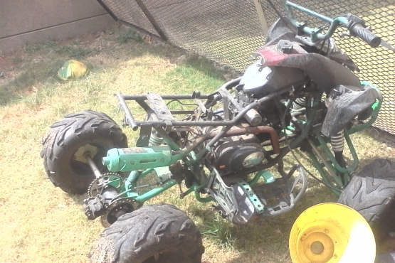 4 wheeler for spares