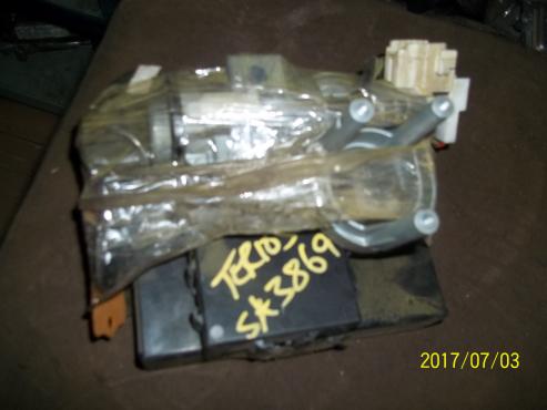 Daihatsu Terios lockset for sale!!!