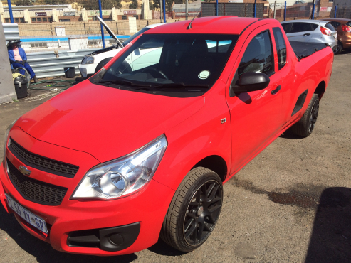 Chevrolet utility 1.4 2014 Model with 4 Doors,