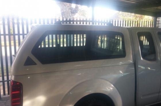 Nissan navara king cab canopy & Nissan navara king cab canopy | Junk Mail