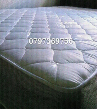120kg Double bed high base