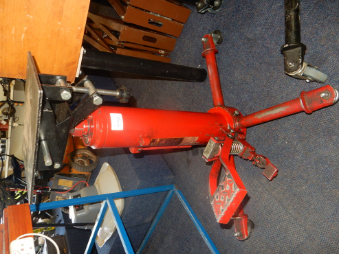 Euro Lift Gearbox Jack