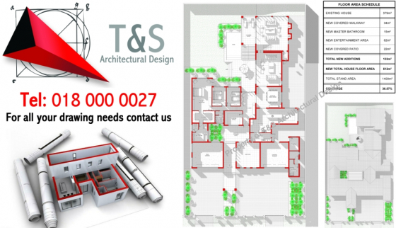 House Plans for Alerations
