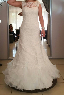 Hadassa Zara Designer Wedding Gown