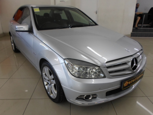 2010 Mercedes Benz C200 BE Avant-garde Auto