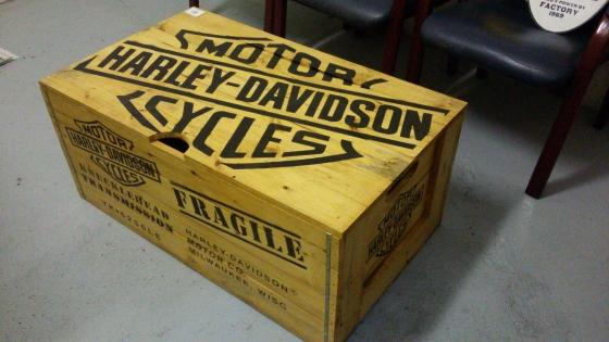 Harley Davidson  Cof