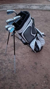 Niclaus golf clubs for sale.