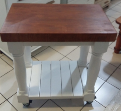 Butchers Block.