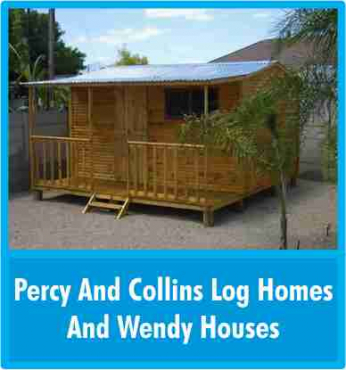 Offices, Wendys, Huts