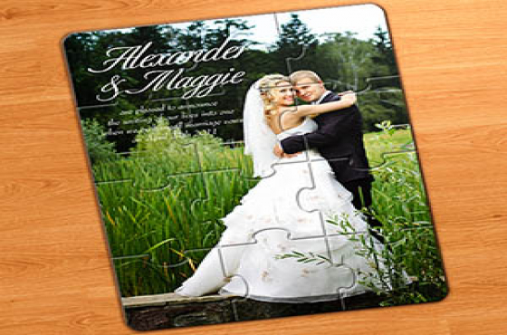 A Puzzle invitations business