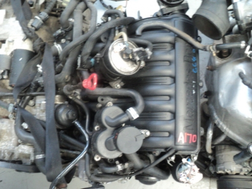 MERCEDES A170 ENGINE