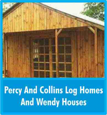 Wendy - new wood, louvre, knotty pine & logs