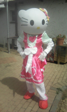 Hello Kitty - Adult Costume for sale