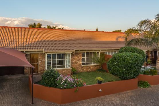 Single storey Townhouse for Rent Krugersdorp