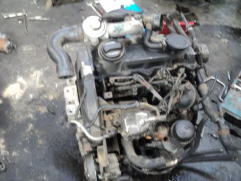 VW AHF TDI ENGINE R1