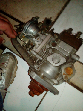 mercedes benz sprinter diesel pump