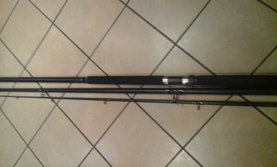 14 f Elbe 3 piece rock and surf rod