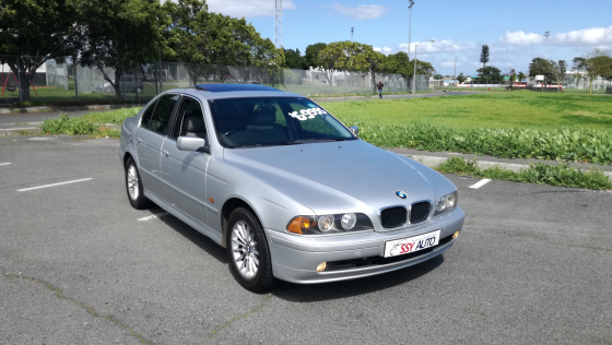 2002 Bmw 525i E39 Exclusive FL