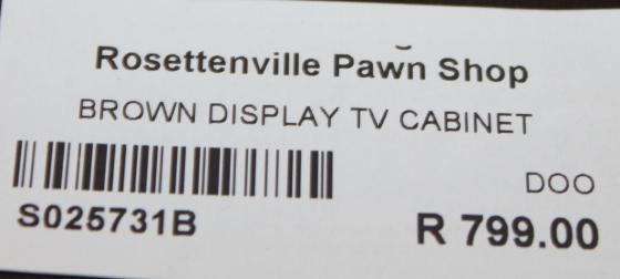 Display cabinet S025731b