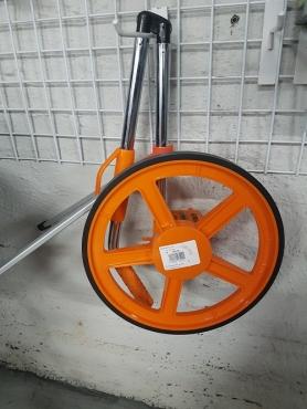 Grip  measuring wheel