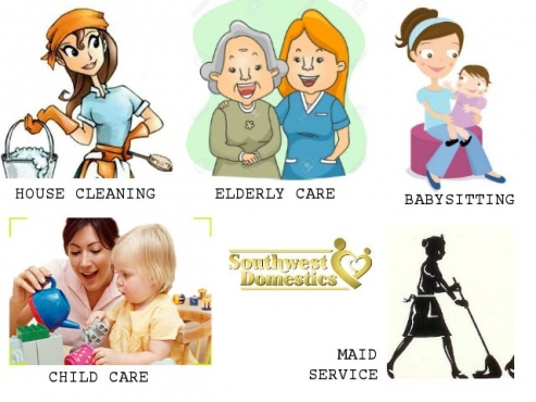 We provide Nannies/babysitters/childminders and Maids Available to work for you.No placement fee