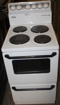 Defy stove S026084d