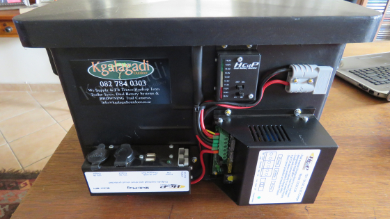 Dual Battery for 4x4
