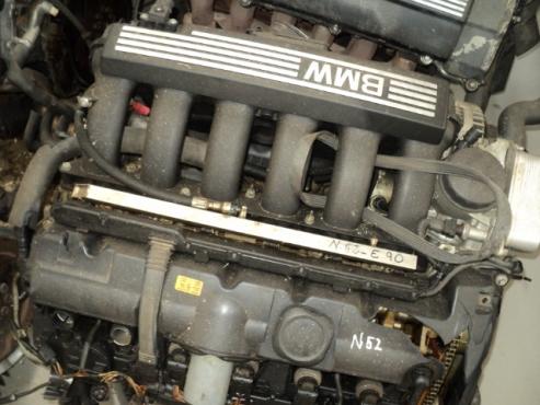BMW N52  E90 323i EN
