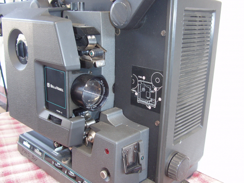Bell & Howell 16mm Projector - Model 2592 ASX