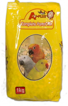 Avi plus complete parrot mix
