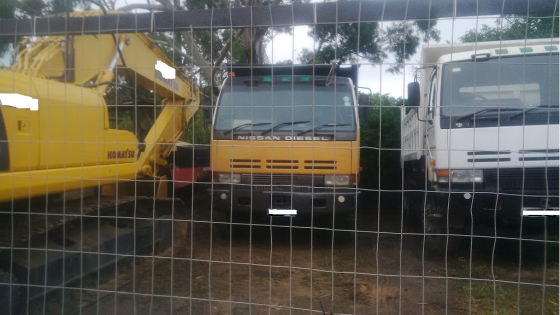 Nissan CW290 Tipper Trucks for Sale