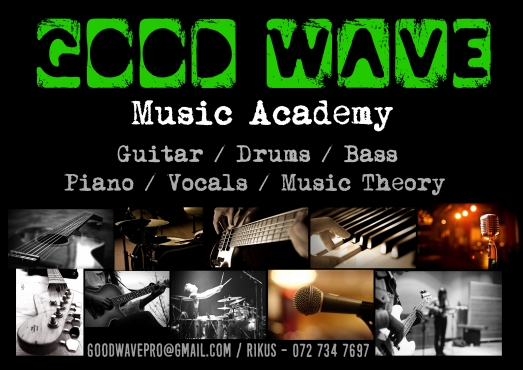 Music Lessons Polokwane - Good Wave Music Academy