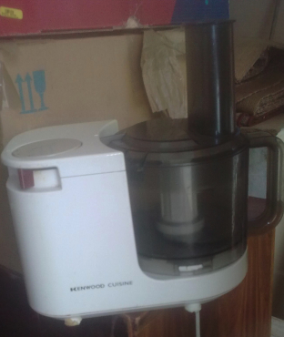 Kenwood Cuisine Food processor,