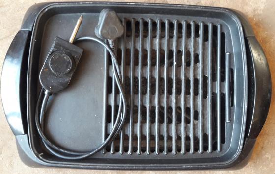 Electrical Braai Pan