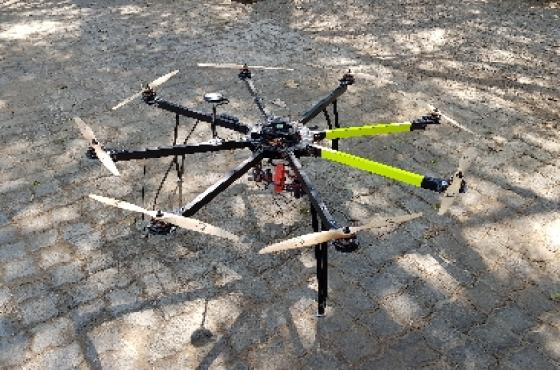 ZeroUAV Octo Multirotor Drone