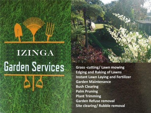 Izinga Gardening and Landscaping Services