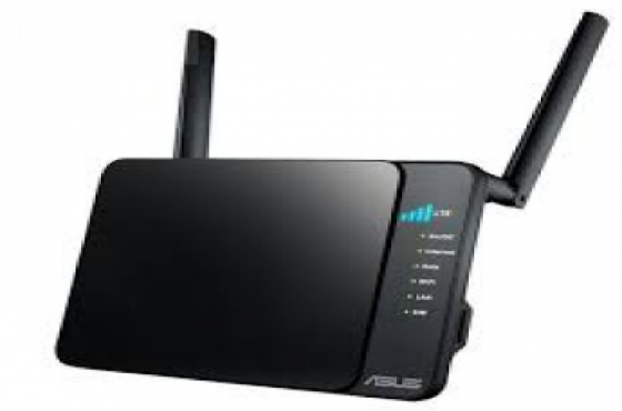 ASUS WI-FI N300 LTE 4G ROUTER