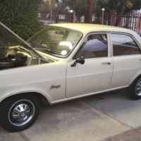 1975 Chev Firenza Automatic for Sale Urgently